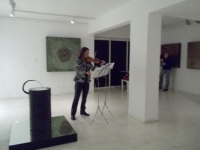 Solo recital..30th of November, Depot art gallery, Athens